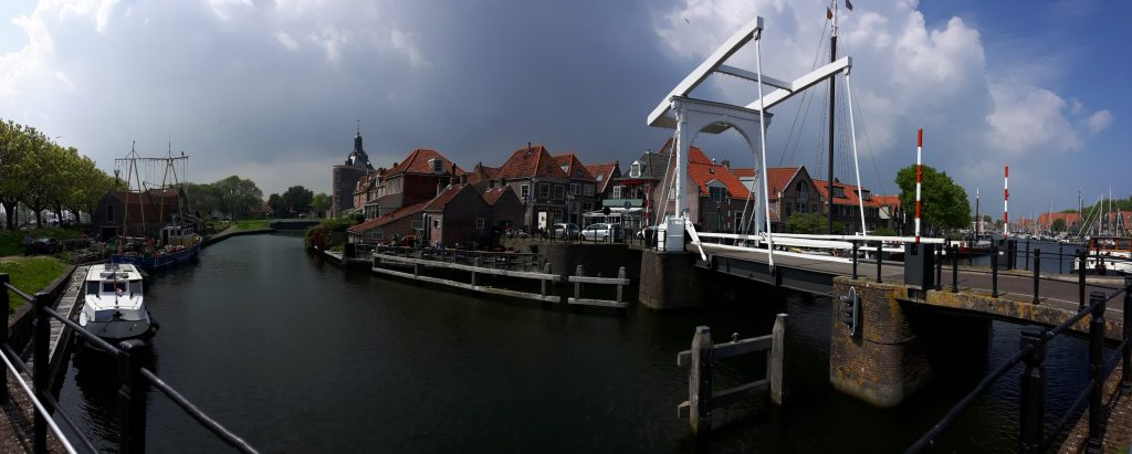 One of hundreds of impressions of Enkhuizen