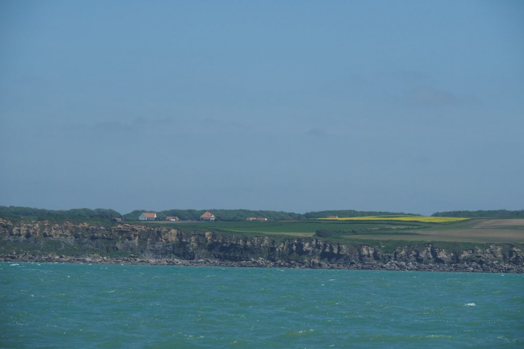 Coast north-east before Boulogne-Sur-Mer